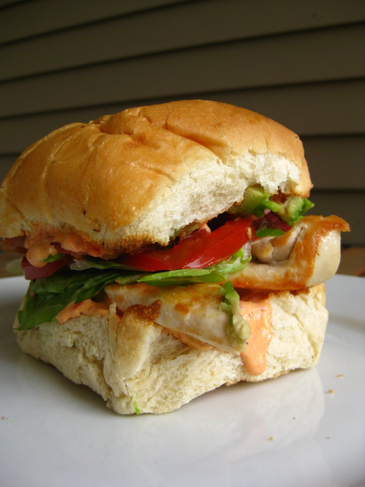 Pulled Chicken Sandwiches with Coleslaw - Jessica Gavin  |Recipes Grilled Chicken Subs