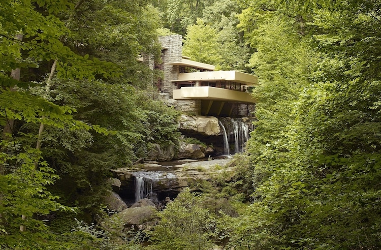 Frank Lloyd Wright Changed Architecture Forever With His Inspiring 'Fallingwater' House