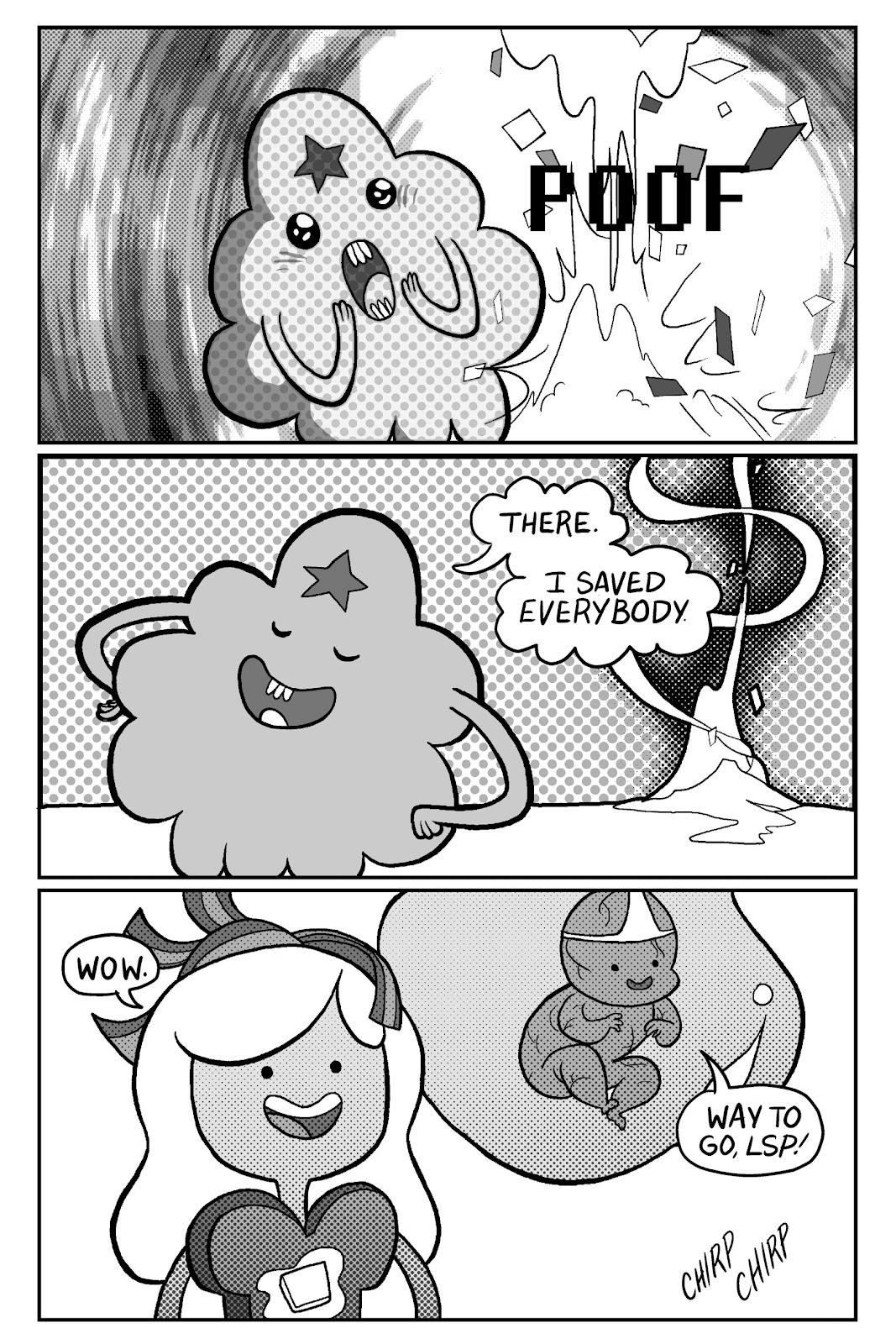 Read online Adventure Time: Pixel Princesses comic -  Issue # Full - 66