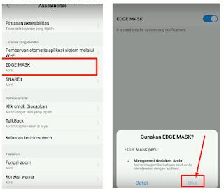 cara membuat notifikasi wa seperti iphone di hp android tanpa root