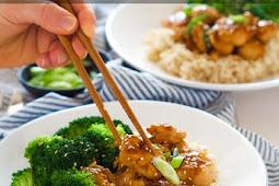 Healthy Honey Teriyaki Chicken Rice Bowls