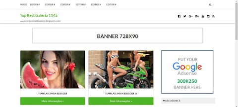 Template Top Best Galeria Blogger