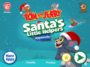 Download Game Tom & Jerry Christmas Appisode APK+DATA