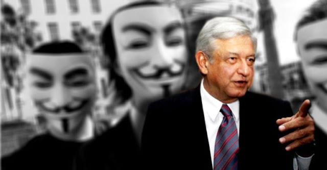 Anonymous investiga a López Obrador ¡No creerás lo que descubrieron!