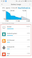 tips to increase battery life on android phone