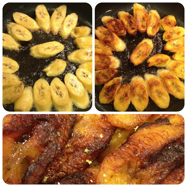 bananes, plantain, martinique, sweet kwisine, food reporter, friture