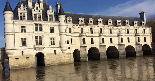 The Flowers of Chenonceau Revisited