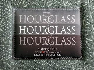 東京スプリング アワーグラスアールグレイ 旧ラベル