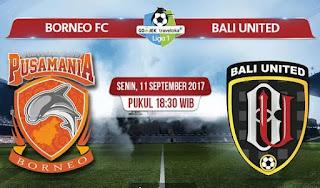 Jadwal Liga 1 Senin 11 September 2017 - Siaran Langsung tvOne