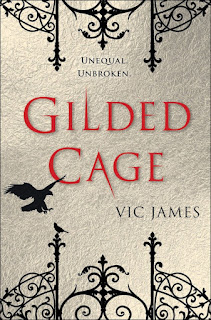 Interview with Vic James, author of Gilded Cage