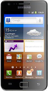Como configurar internet 3G no celular Samsung Galaxy S II Android