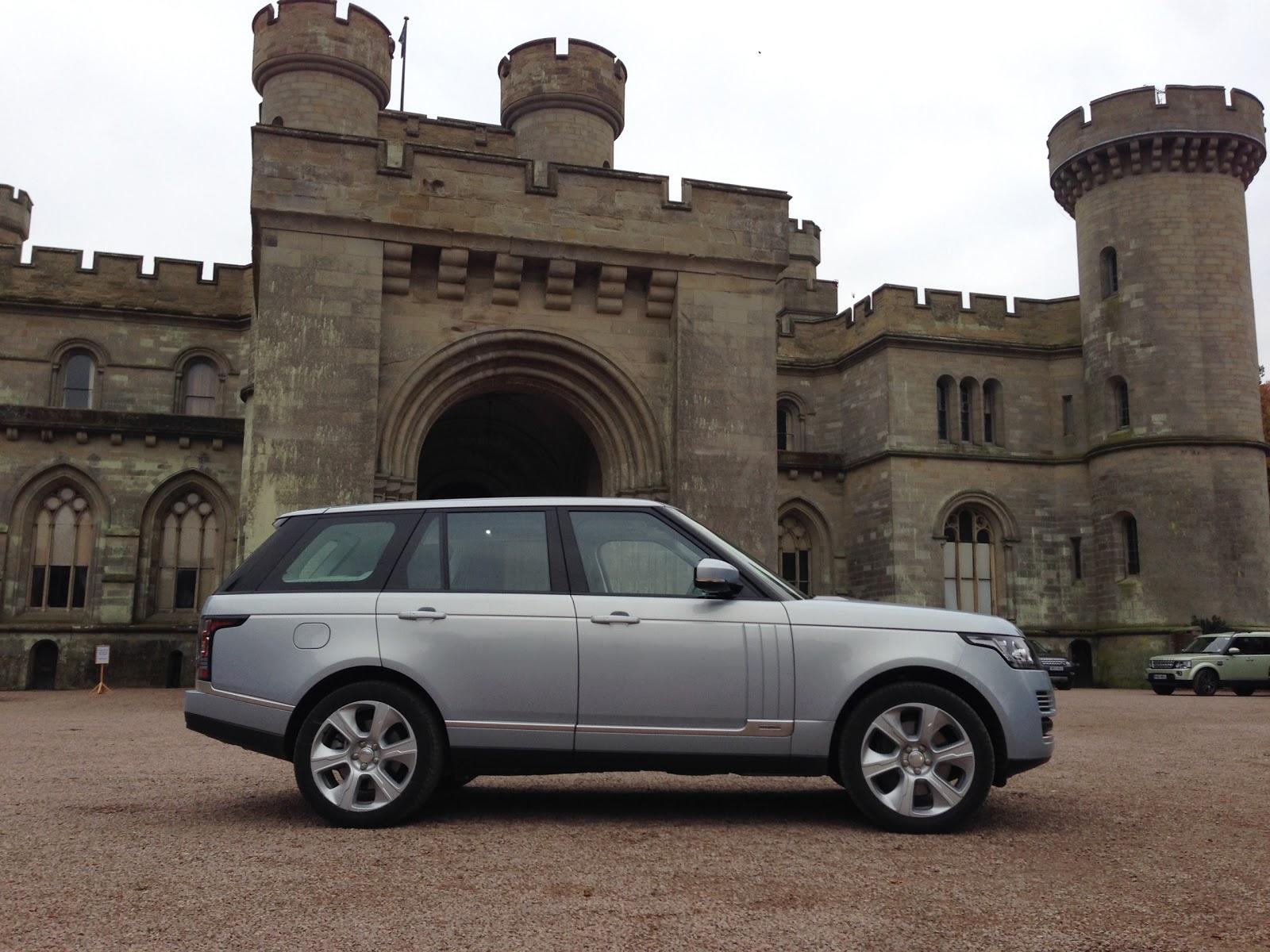 Speedmonkey Range Rover Hybrid First Drive Review