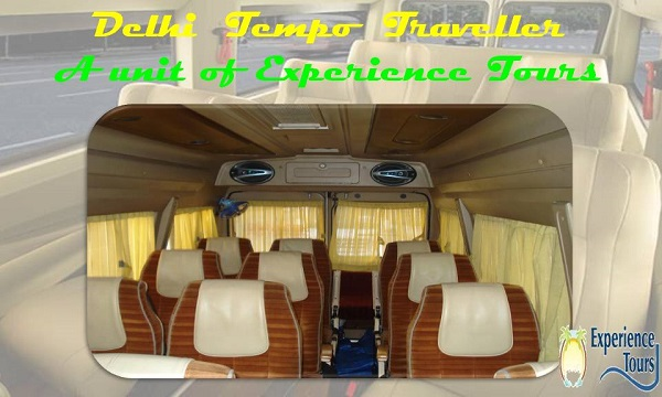 Most Amazing Luxury Tempo Traveller Hire in Delhi NCR