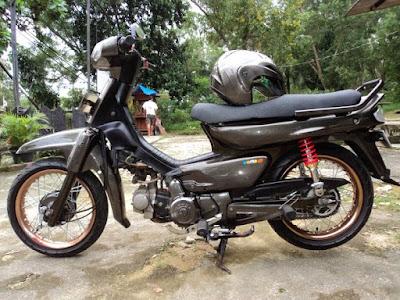 Korek Astrea Grand 150cc Untuk Touring Harian dan Drag