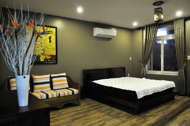 Ảnh đẹp căn hộ du lịch Hoàng Yến Golden Canary Nha Trang