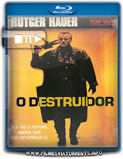 O Destruidor Torrent - BluRay Rip 720p Dublado