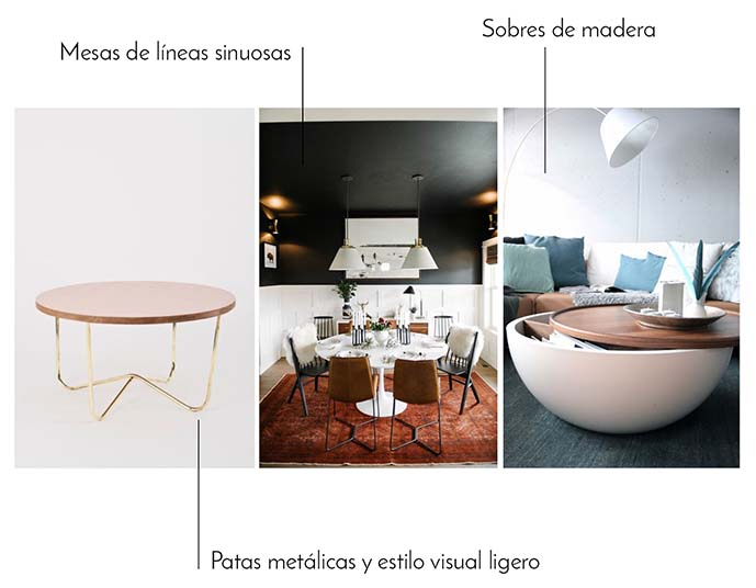 tendencias salon comedor 2017