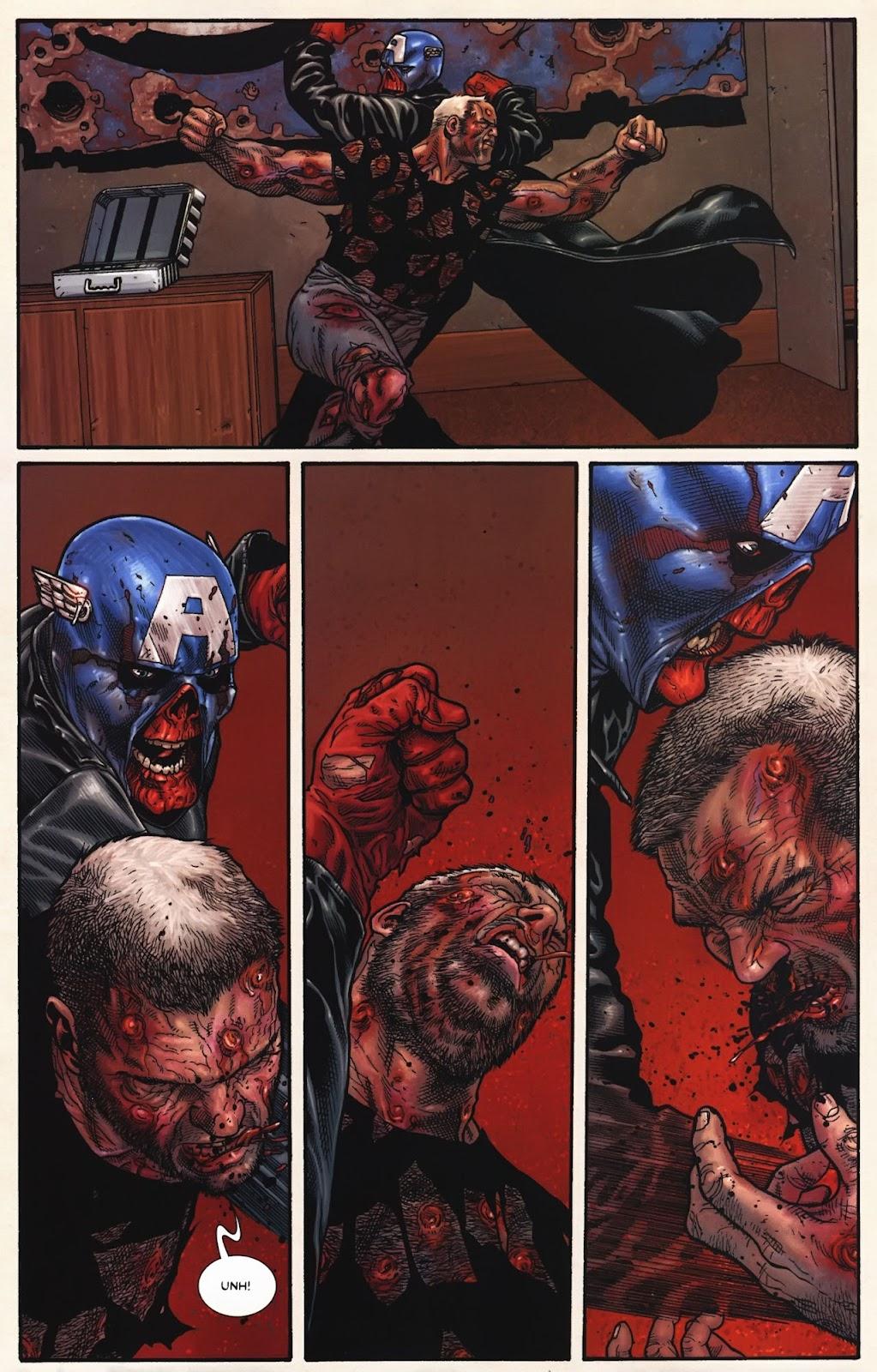 Read online Wolverine (2003) comic -  Issue #72 - 11