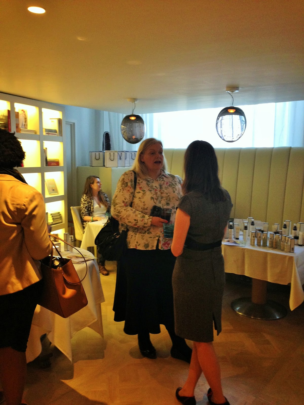 London Fashion Week Inside Out Beauty Event