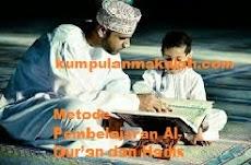 Metode Pembelajaran Al-Qur'an Hadis