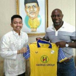 Jacksen F Thiago pelatih Barito