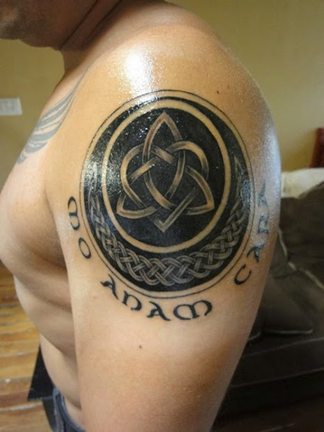 20 Father And Son Irish Tattoos Ideas And Designs