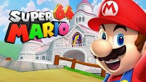 Mario 64 HD! Unity