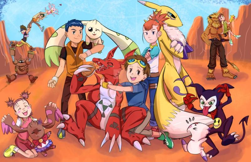 Những Chiến Binh Digimon