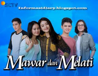 Sinopsis Mawar Melati Sctv Jumat 5 Mei - Episode 1