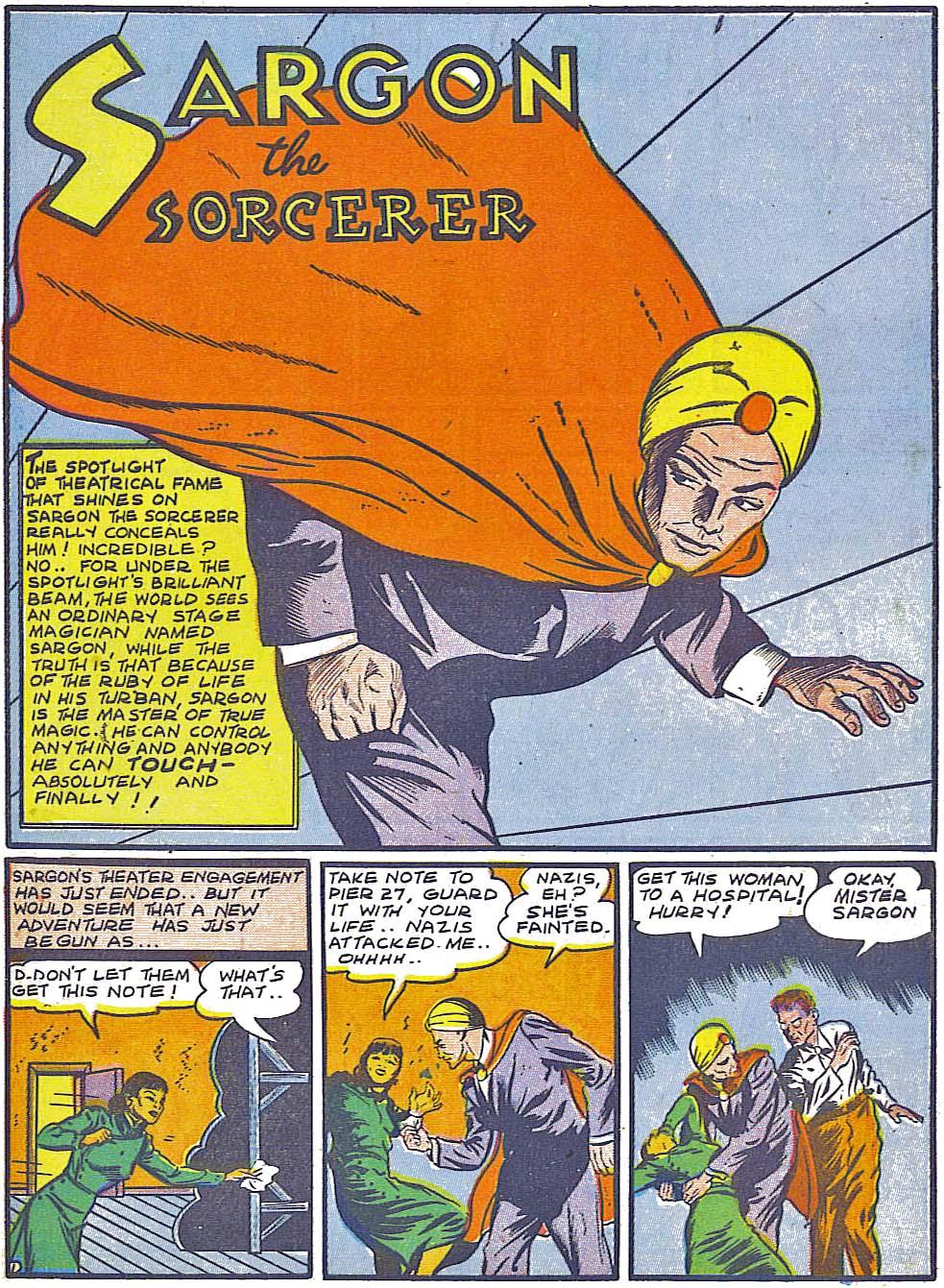 Read online All-American Comics (1939) comic -  Issue #49 - 53