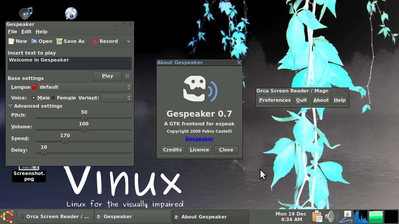 Linux, BSD, and everything else   : A Review of Vinux - Linux for