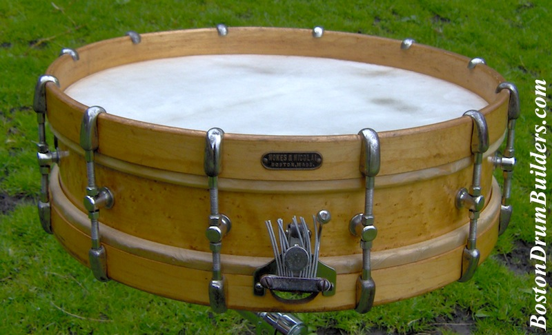 Lee's Nokes & Nicolai Separate Tension Orchestra Drum