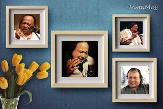 Ja Dil Tenu Dey Chadiya Mp3 Ghazal by Nusrat Fateh Ali Khan