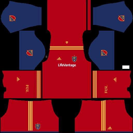 4d1b5fb4641 Kits Uniformes para FTS 15 y Dream League Soccer  Kits Uniformes ...