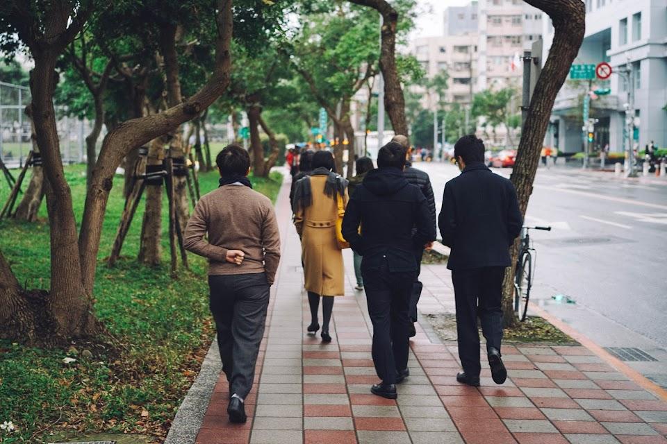 台北101(Taipei101)の周辺