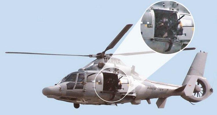 Si escuchan el helicóptero, no salgan: advierte SSP en Reynosa