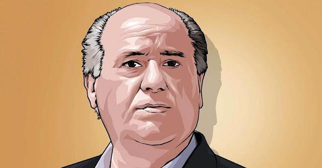 Amancio Ortega, o fundador da empresa de moda Inditex, a empresa-mãe da famosa Zara, bem como Pull and Bear, Bershka e muitos outros