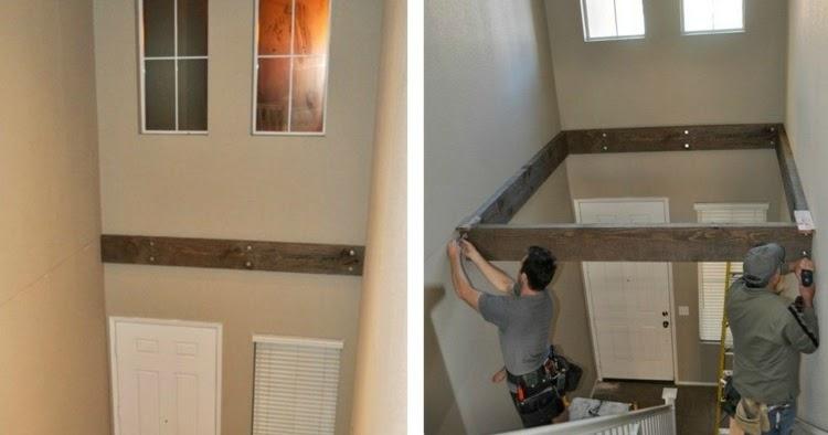 Grande Hauteur Sous Plafond escalier gain de place et aménagement grande hauteur sous plafond