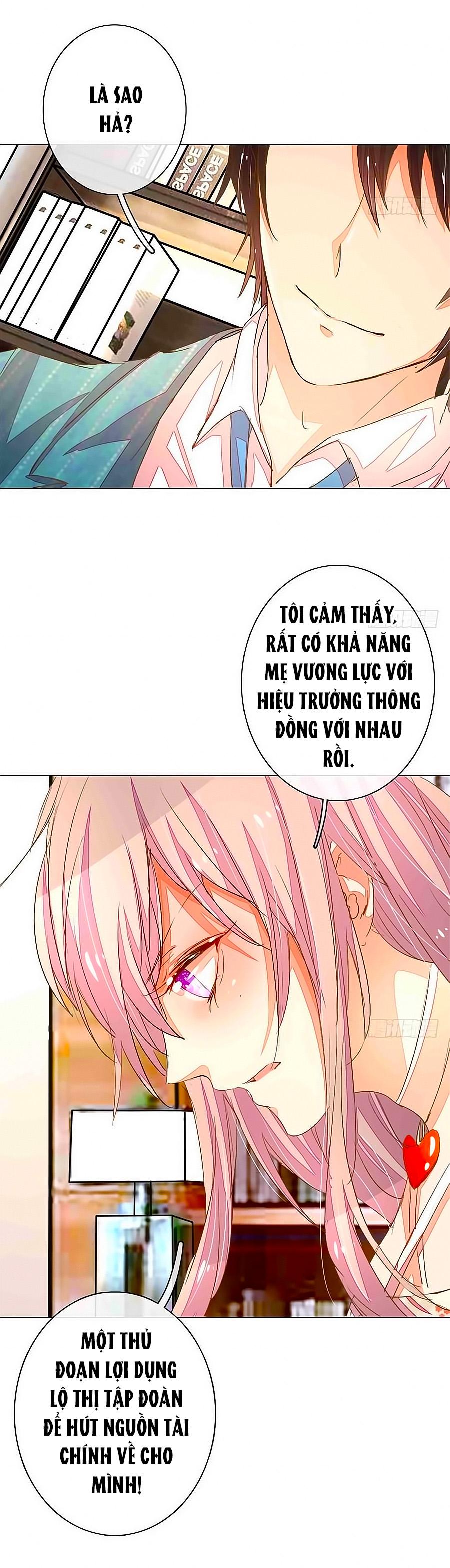 Hào Môn Tiểu Lãn Thê Chap 52 - Trang 4