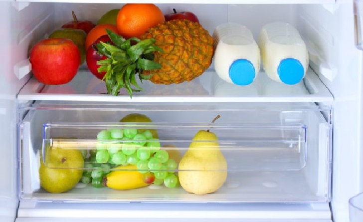 Refrigerator Food Storage