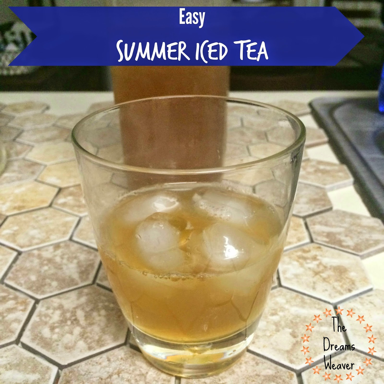 Easy Summer Iced Tea