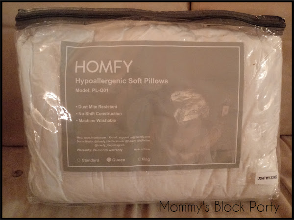 Last Minute Gifts? Preparing For Guests? HOMFY Pillows Are Here To Help! #MBPHGG17 #Giveaway