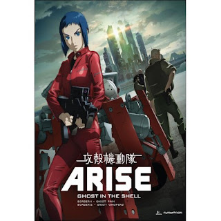 Ghost in the Shell Arise Border [4/4] [Mega] [Audio Castellano]