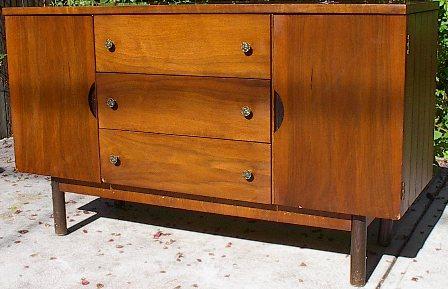 Mid Century Furniture Mid Century Buffet Credenza