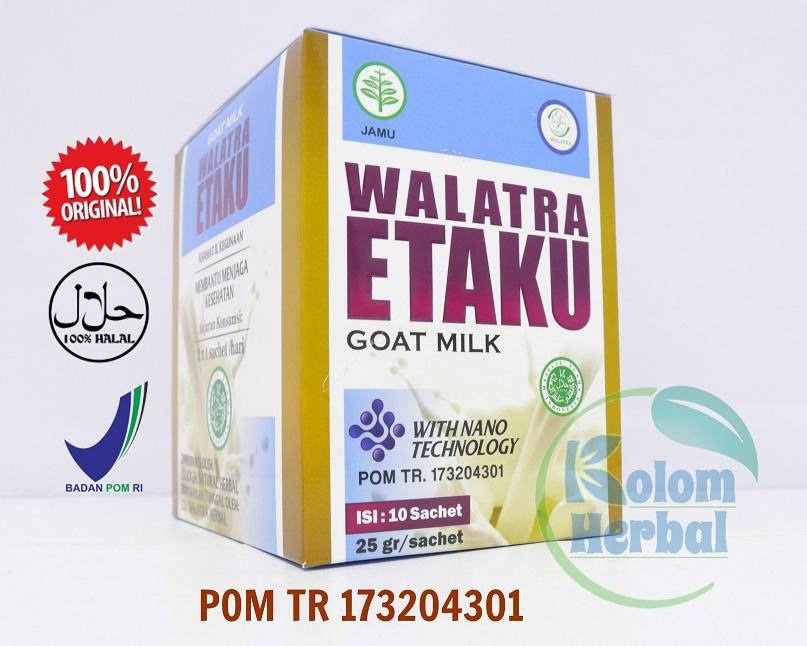 Walatra Etaku Goat Milk (Susu Kambing)