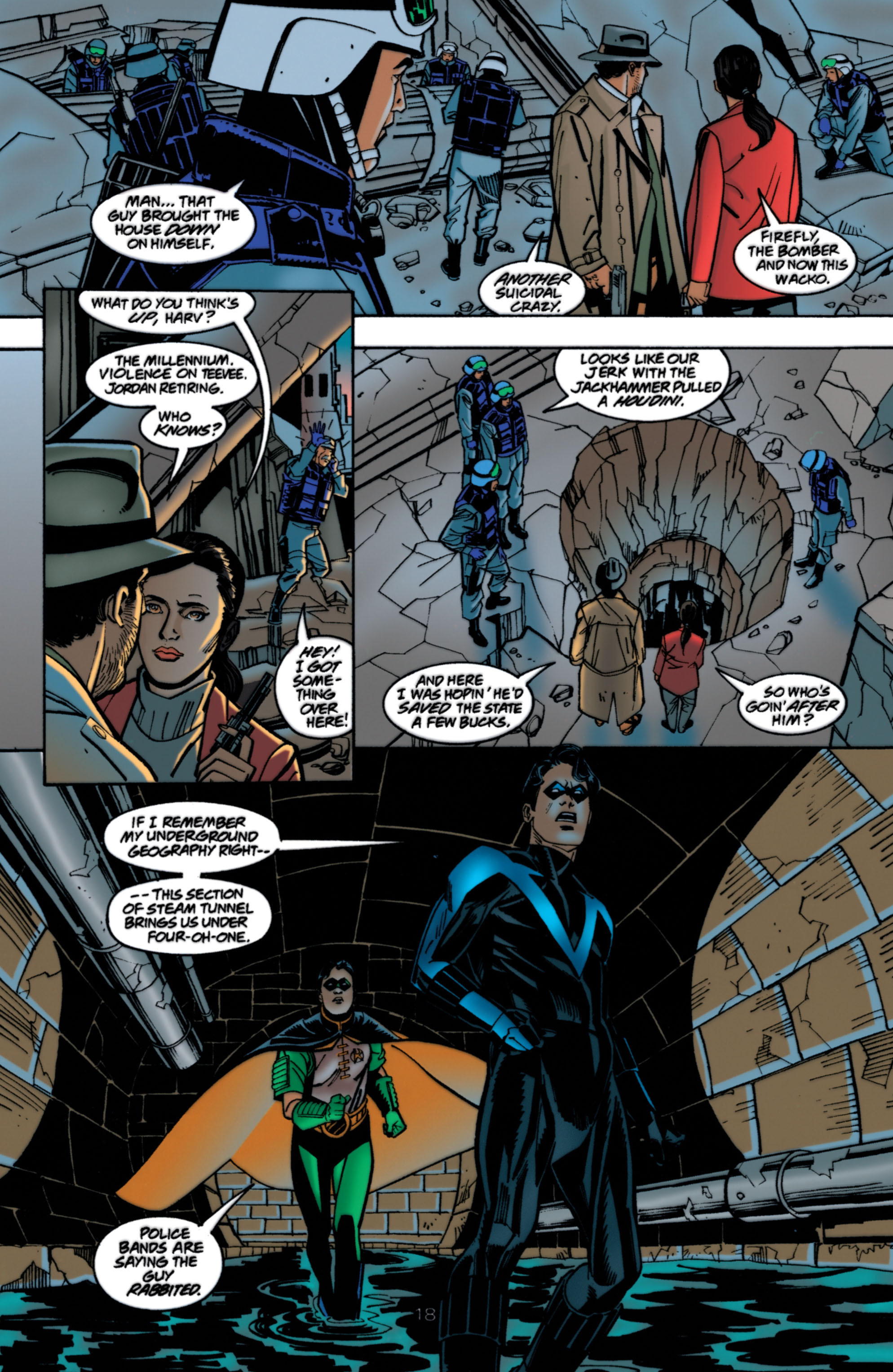 Detective Comics (1937) 728 Page 18