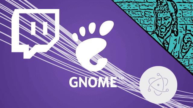 Cliente do Twitch para desktop Linux!  - Queimando Neurônios