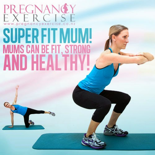 SuperFitMum-NEW Exercise Program
