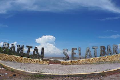 Pantai Selat Baru - Wisata Pantai Bengkalis