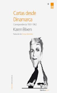 Epístolas Karen Blixen editadas por Nordica Libros